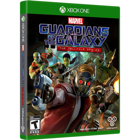 Marvel's Guardians of the Galaxy: The Telltale Series [Xbox One]