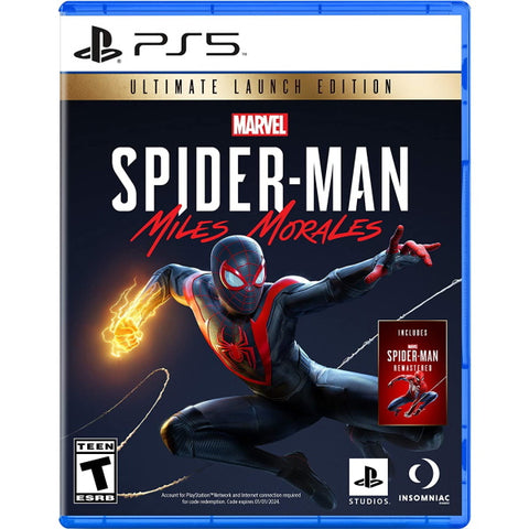 Marvel's Spider-Man: Miles Morales - Ultimate Launch Edition [PlayStation 5]