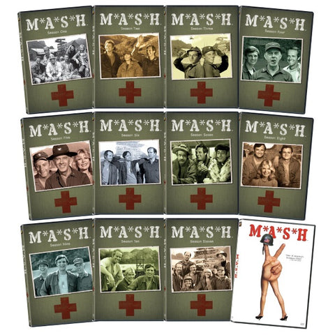 M*A*S*H The Complete Series + Movie [DVD Box Set]