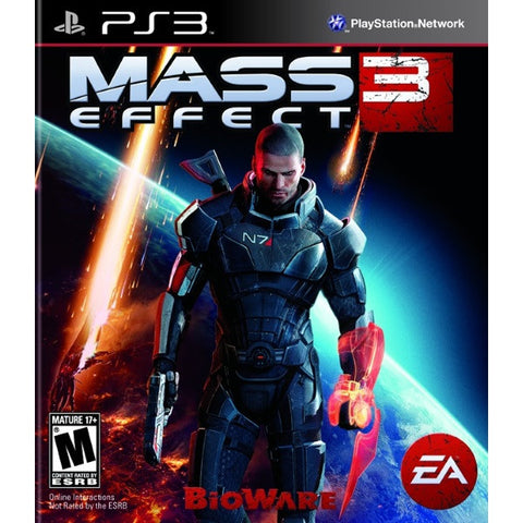Mass Effect 3 [PlayStation 3]