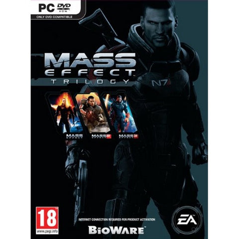 Mass Effect Trilogy [PC]