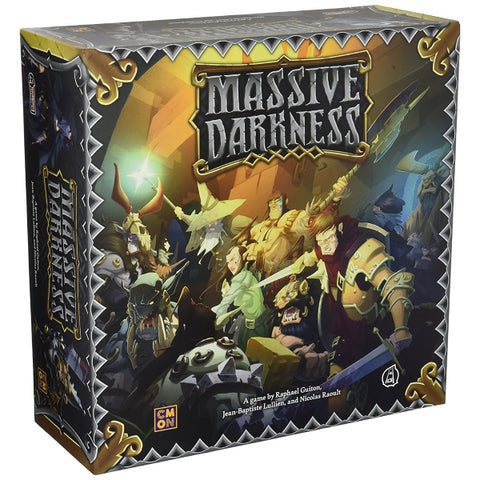 Massive Darkness [Board Game, 1-6 Players]