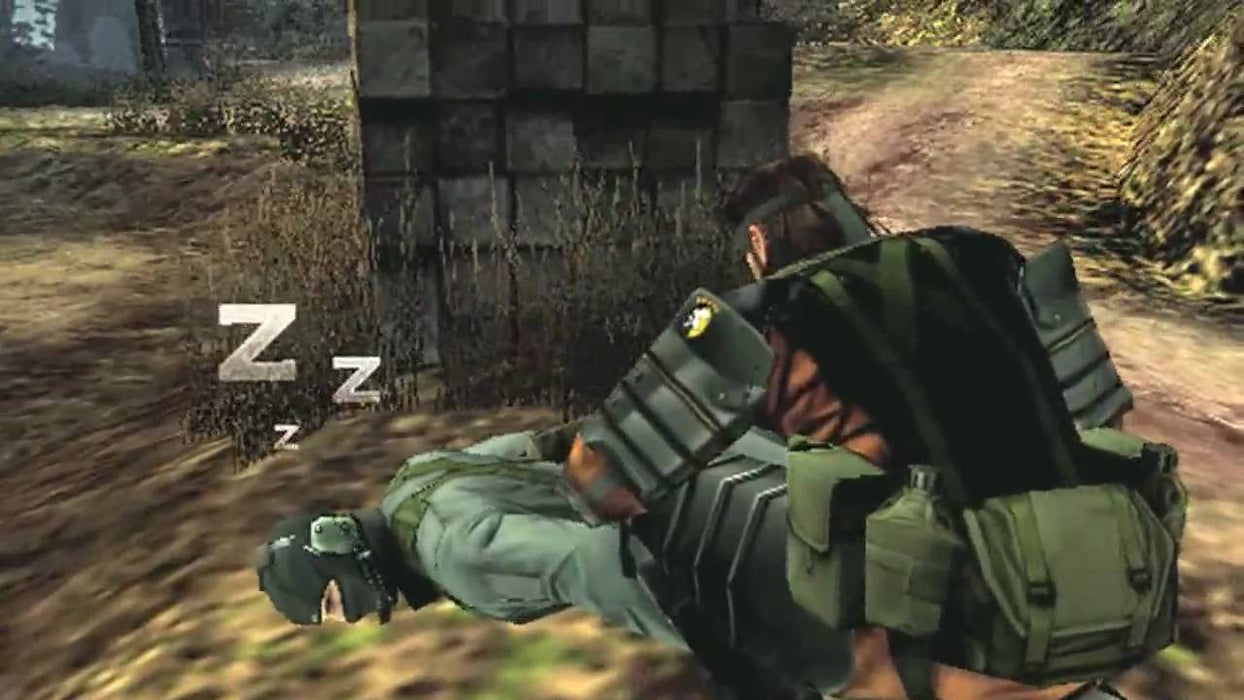 Metal Gear Solid: Peace Walker [Sony PSP]