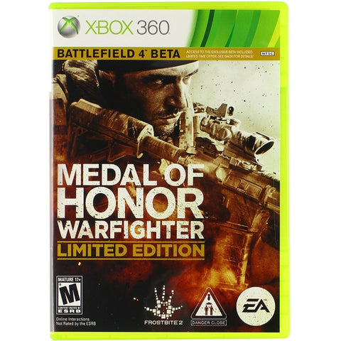 Medal of Honor: Warfighter - Limited Edition [Xbox 360]