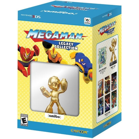 Mega Man Legacy Collection - Collector's Edition [Nintendo 3DS]