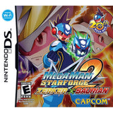 Mega Man Star Force 2: Zerker x Saurian [Nintendo DS DSi]