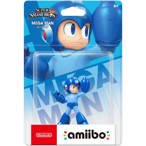 Mega Man Amiibo - Super Smash Bros. Series [Nintendo Accessory]