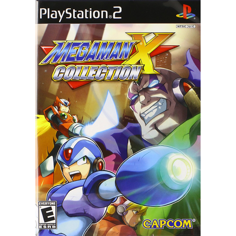 Mega Man X Collection [PlayStation 2]