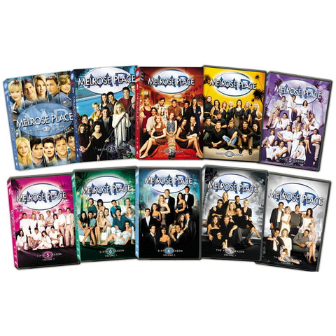 Melrose Place: The Complete Series - Seasons 1-7 [DVD Box Set]