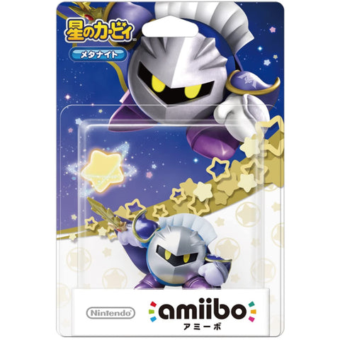 Meta Knight Amiibo - Kirby Series [Nintendo Accessory]
