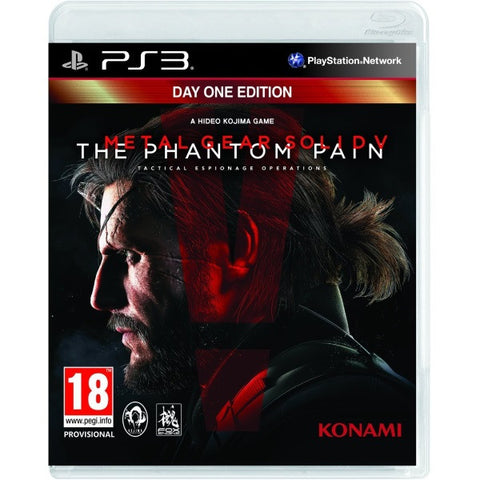 Metal Gear Solid V: The Phantom Pain - Day One Edition [PlayStation 3]
