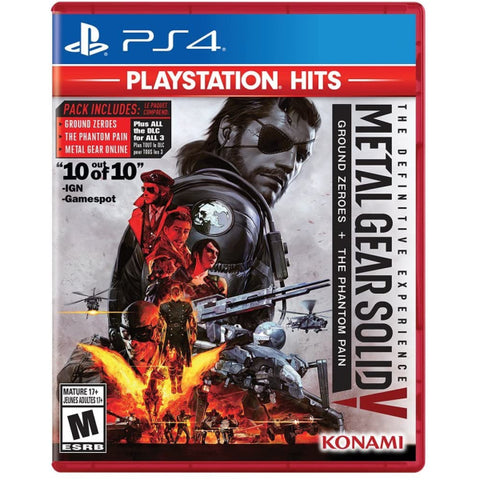 Metal Gear Solid V: The Definitive Experience [PlayStation 4]