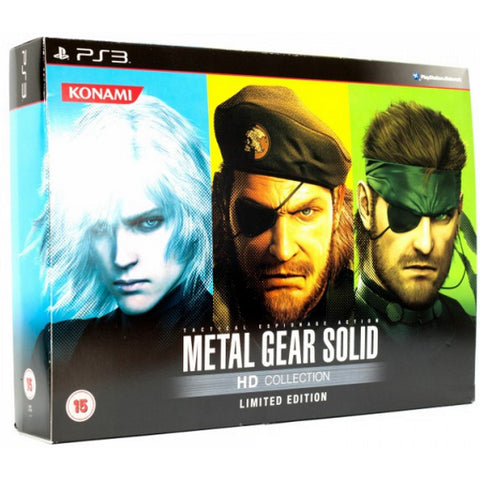 Metal Gear Solid HD Collection - Limited Edition [PlayStation 3]