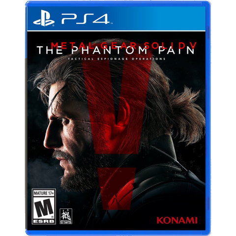 Metal Gear Solid V: The Phantom Pain [PlayStation 4]