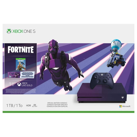 Microsoft Xbox One S - Fortnite Special Edition Bundle - 1TB [Xbox One System]