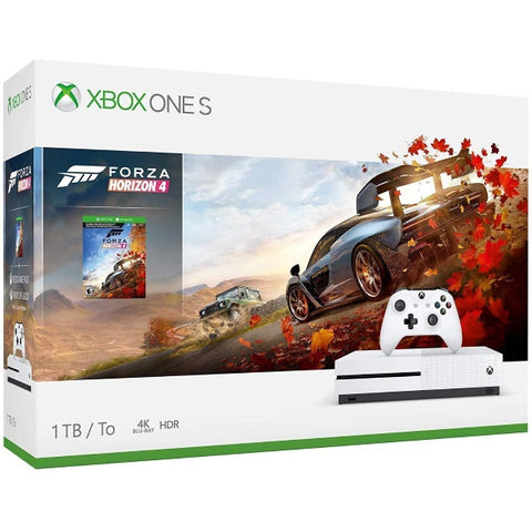Xbox One S - Forza Horizon 4 Bundle - 1TB [Xbox One System]