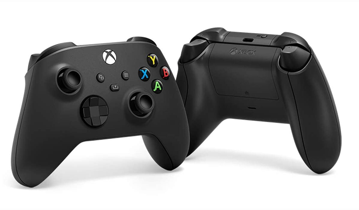 Xbox Wireless Controller - Carbon Black [Xbox Series X/S + Xbox One Accessory]
