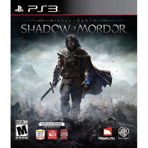 Middle-earth: Shadow of Mordor [PlayStation 3]
