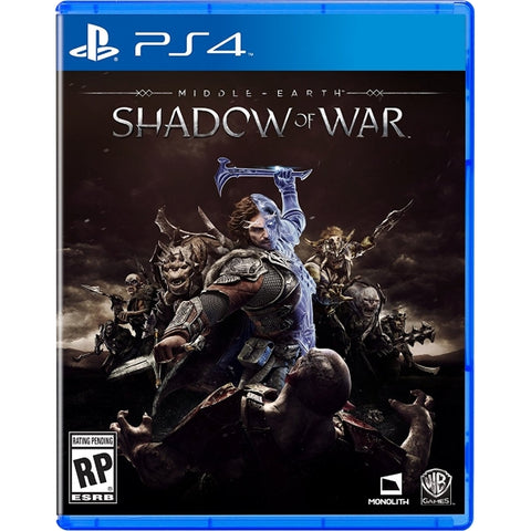 Middle-earth: Shadow of War [PlayStation 4]