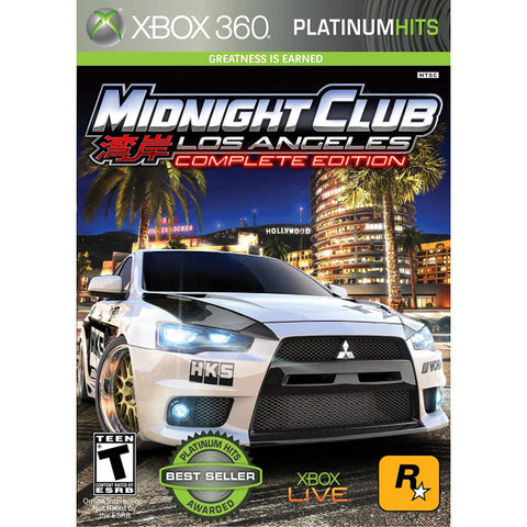 Midnight Club: Los Angeles - Complete Edition [Xbox 360]