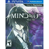 Mind Zero [Sony PS Vita]
