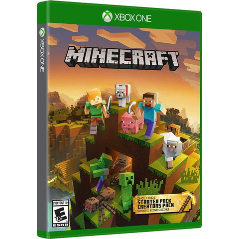 Minecraft Master Collection [Xbox One]
