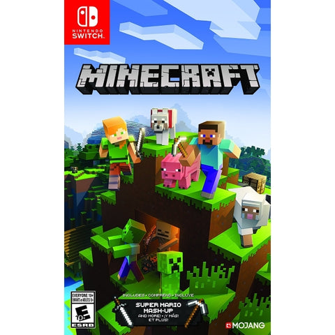 Minecraft: Switch Edition [Nintendo Switch]