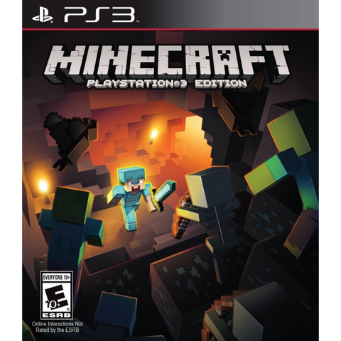 Minecraft: PlayStation 3 Edition [PlayStation 3]