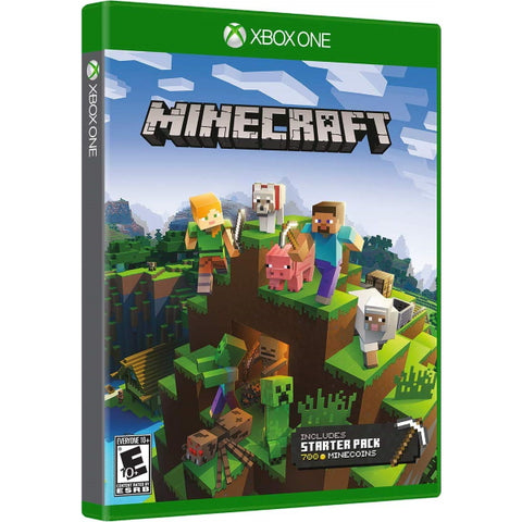 Minecraft Starter Pack Collection [Xbox One]