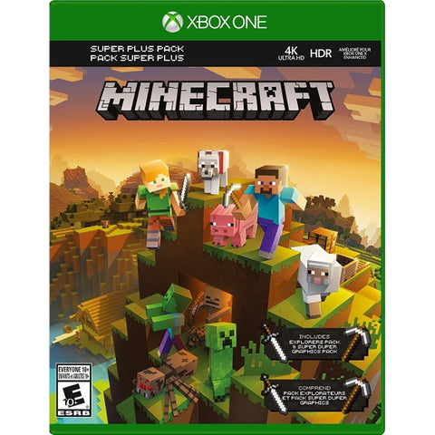Minecraft - Super Plus Pack [Xbox One]