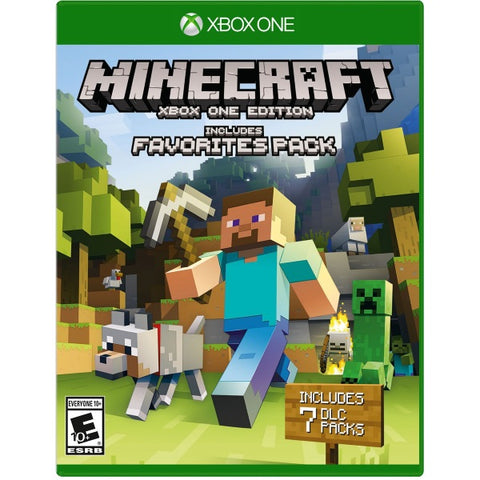 Minecraft: Xbox One Edition - Favorites Pack [Xbox One]