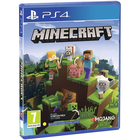 Minecraft Bedrock Edition [PlayStation 4]