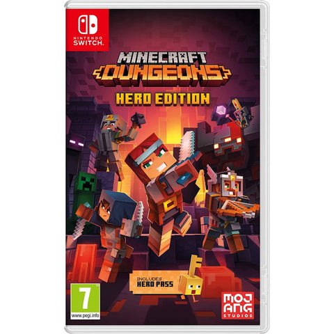 Minecraft Dungeons: Hero Edition [Nintendo Switch]
