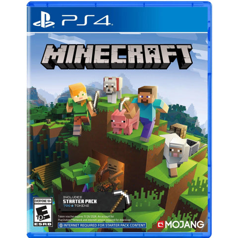 Minecraft Starter Collection [PlayStation 4]