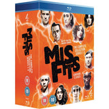Misfits: The Complete Collection - Series 1-5 [Blu-Ray Box Set]