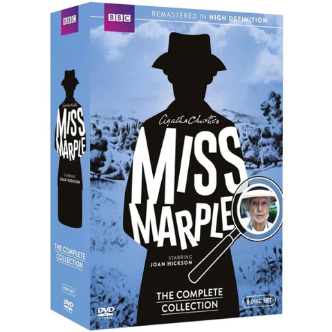 Miss Marple: The Complete Collection - Seasons 1-3 [DVD Box Set]
