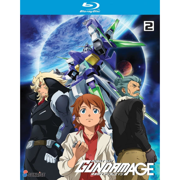 Mobile Suit Gundam AGE: Collection 2 [Blu-Ray Box Set]