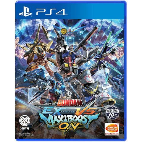 Mobile Suit Gundam: Extreme VS. MaxiBoost ON [PlayStation 4]