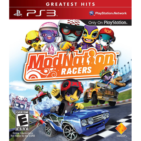 ModNation Racers [PlayStation 3]
