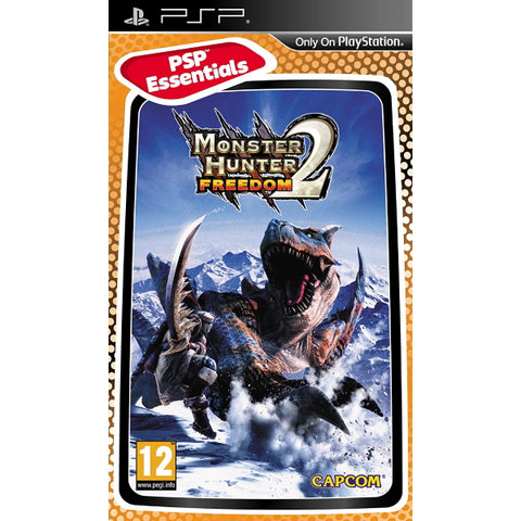 Monster Hunter Freedom 2 [Sony PSP]