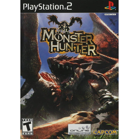 Monster Hunter [PlayStation 2]