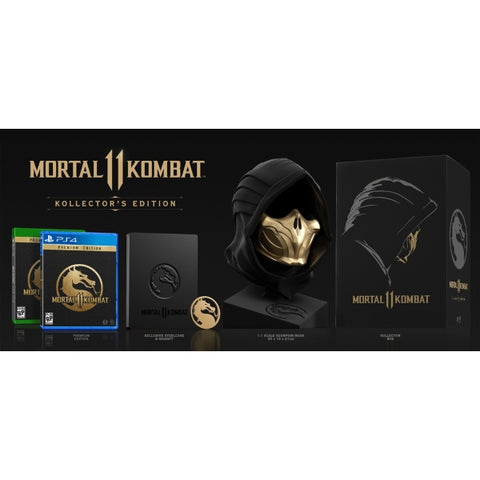 Mortal Kombat 11 - Kollector's Edition [PlayStation 4]