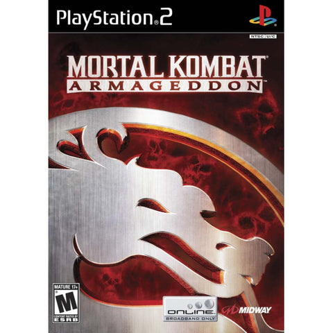 Mortal Kombat: Armageddon [PlayStation 2]