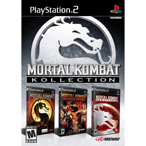 Mortal Kombat Kollection [PlayStation 2]
