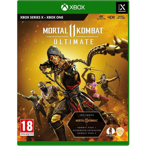 Mortal Kombat 11 Ultimate [Xbox Series X / Xbox One]