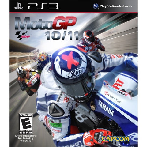 MotoGP 10/11 [PlayStation 3]
