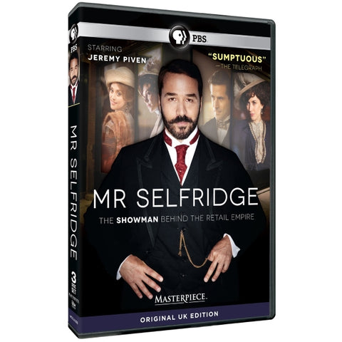 Mr. Selfridge: The Complete First Season [DVD Box Set]