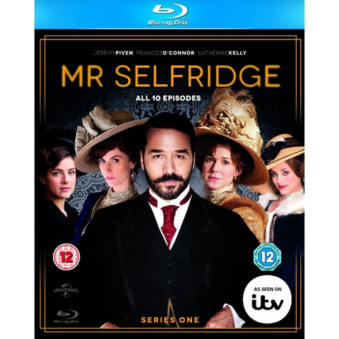 Mr. Selfridge: The Complete First Season [Blu-Ray Box Set]