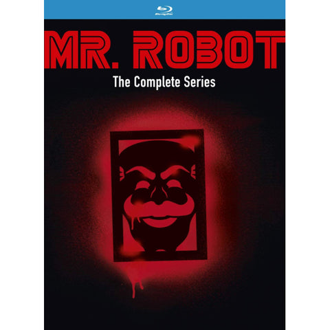Mr. Robot: The Complete Series - Seasons 1-4 [Blu-Ray Box Set]