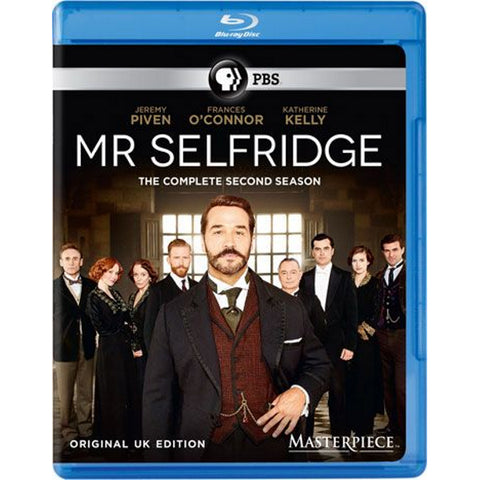 Mr. Selfridge: The Complete Second Season [Blu-Ray Box Set]